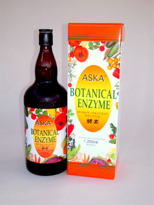 ASKA BOTANICAL ENZYME 1200ml